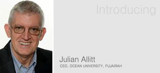 Julina Allitt.